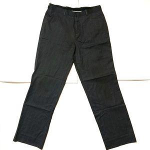 INC Men's Gray Striped Pants